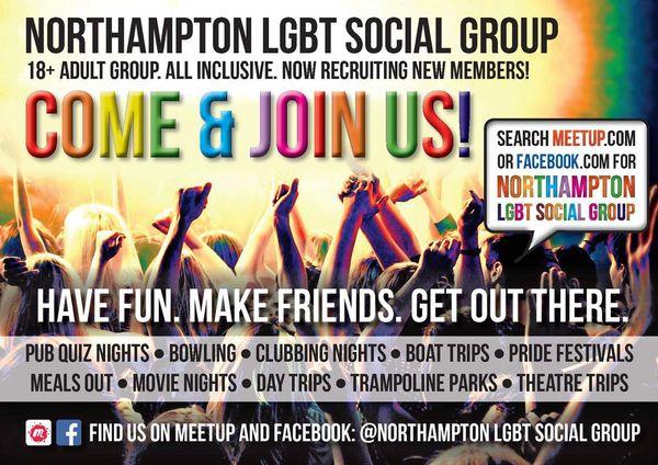 Lesbian gay northampton derngate