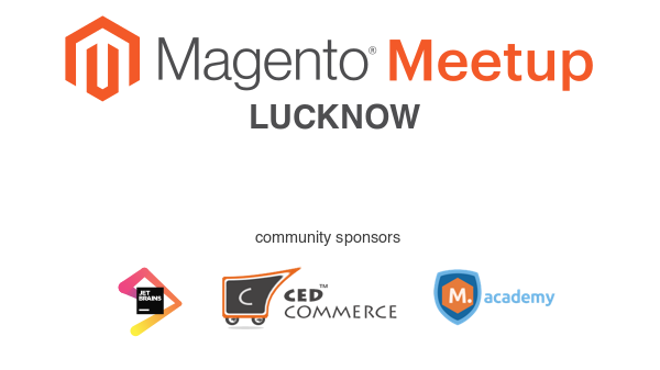 Magento Meetup Lucknow