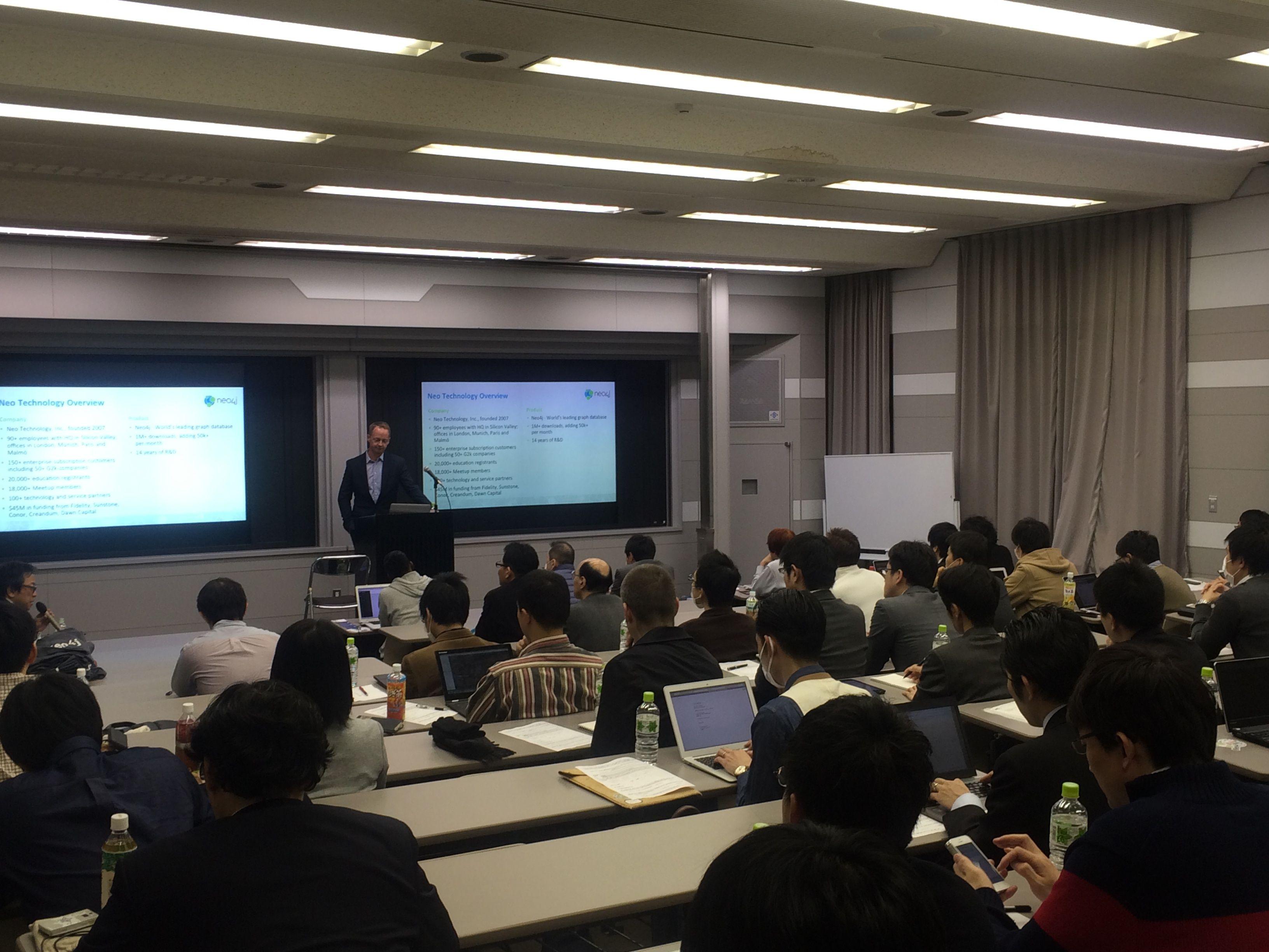Graph Database Tokyo