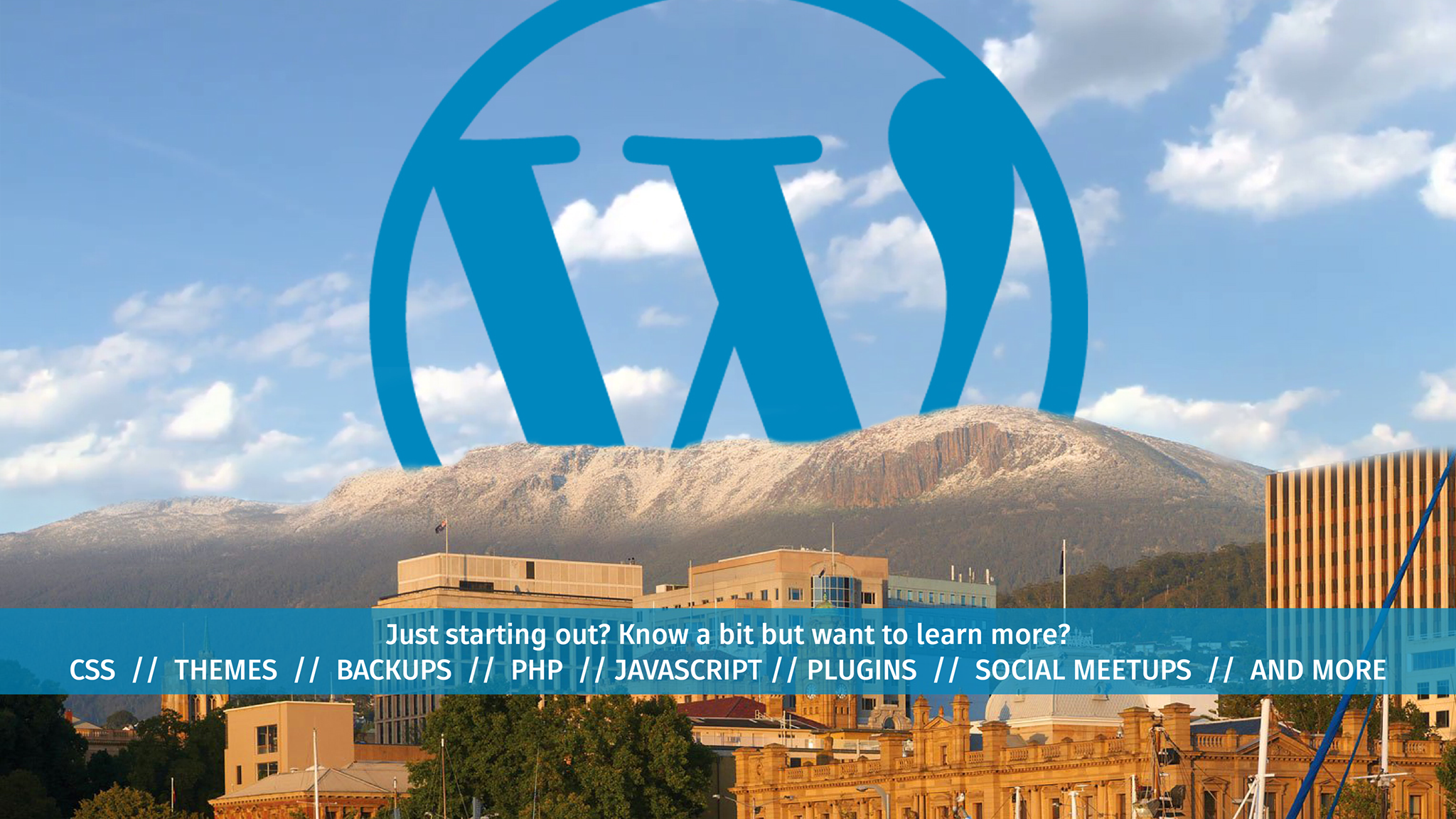 WordPress Hobart