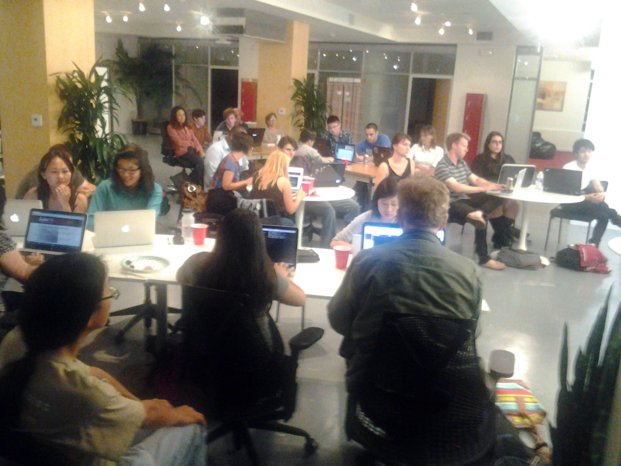 Los Angeles Women's Ruby on Rails Group