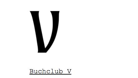 Buchclub V ::Lesen über die digitale Zukunft