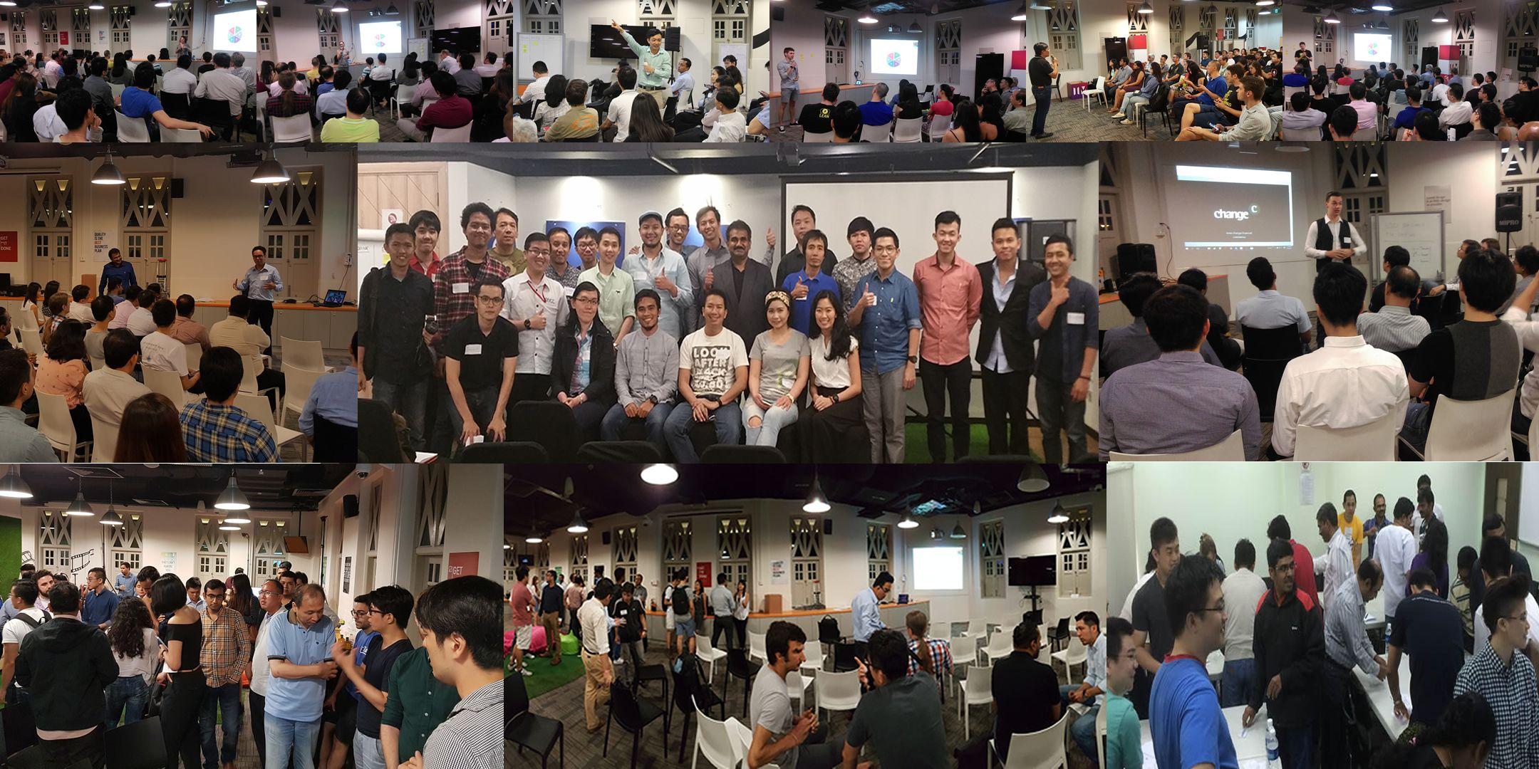 Startup Agile Group - Singapore