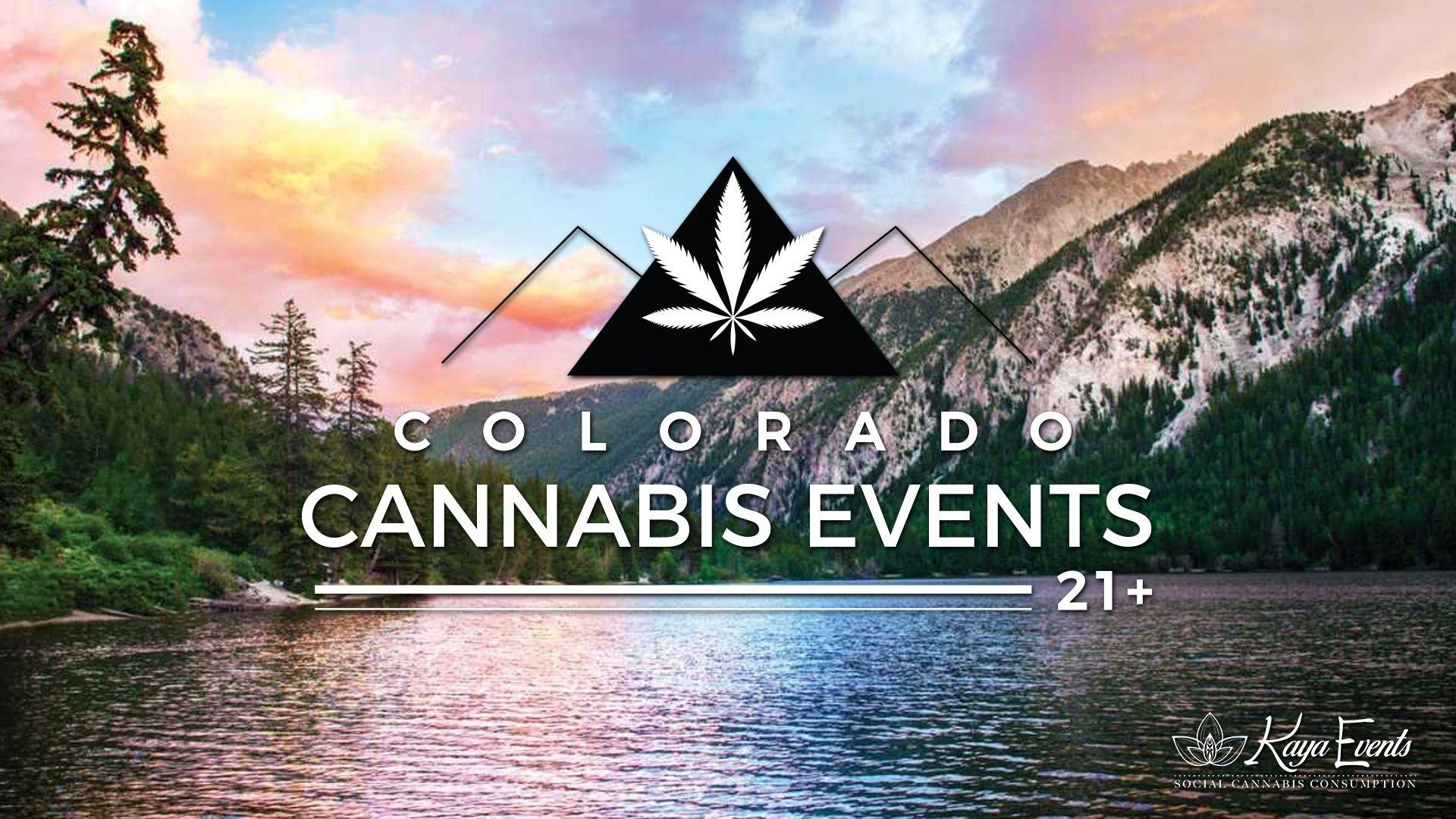 Colorado Cannabis Events 21+