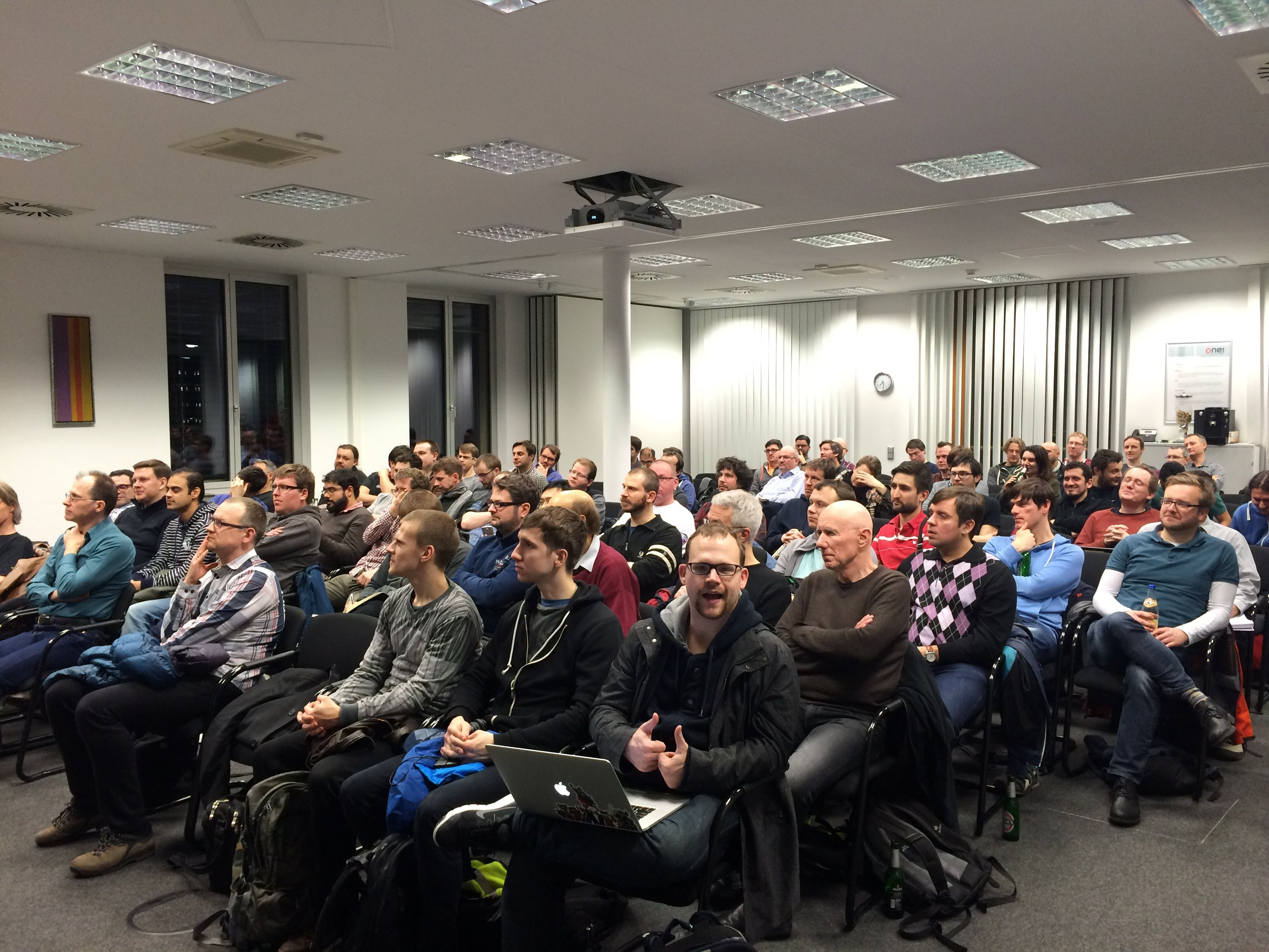 Microservices Meetup Berlin