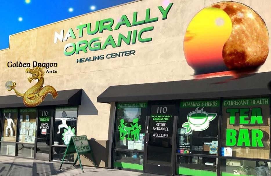 Naturally Organic Healing Center