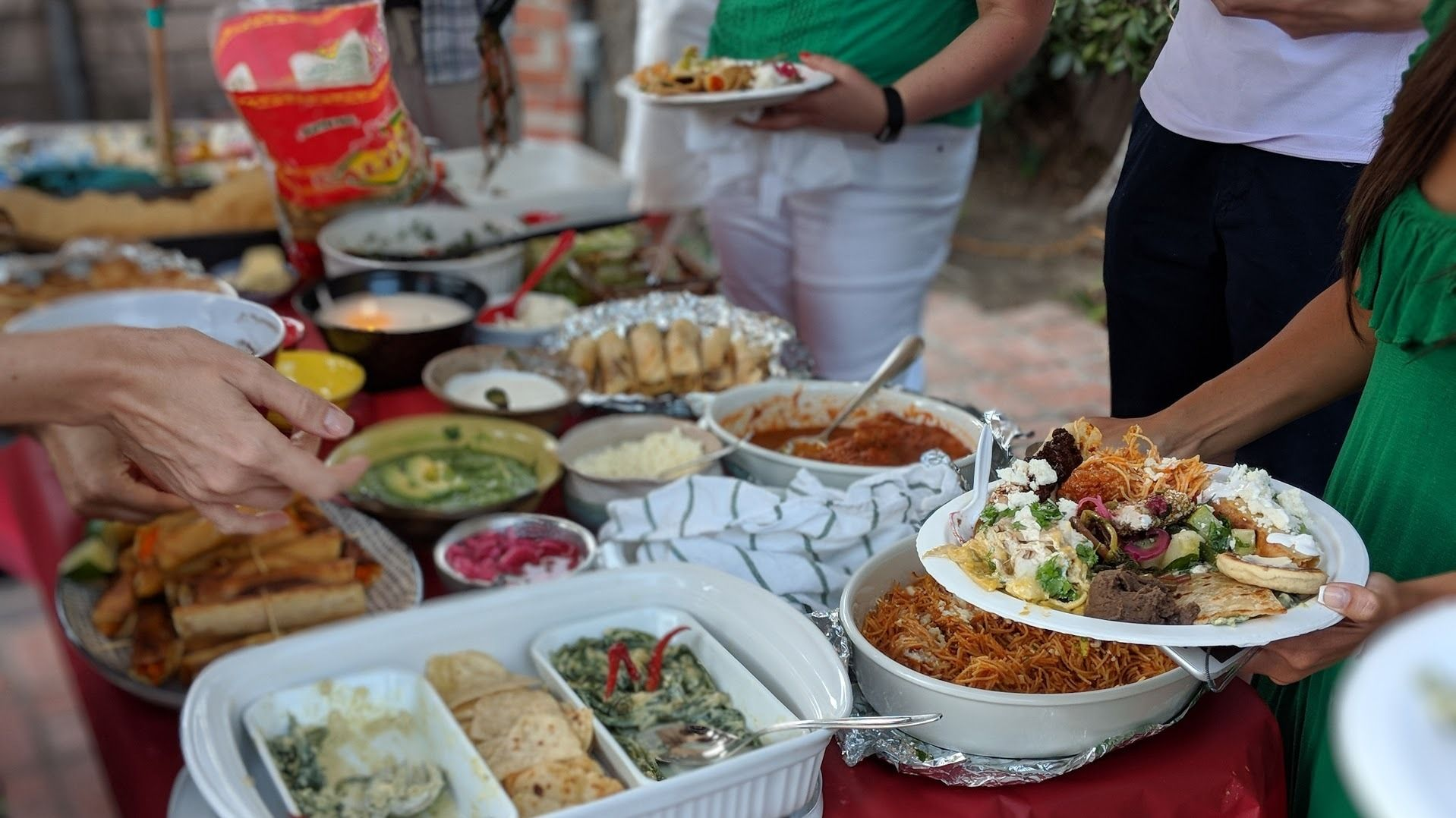 Los Angeles Cookbook Club
