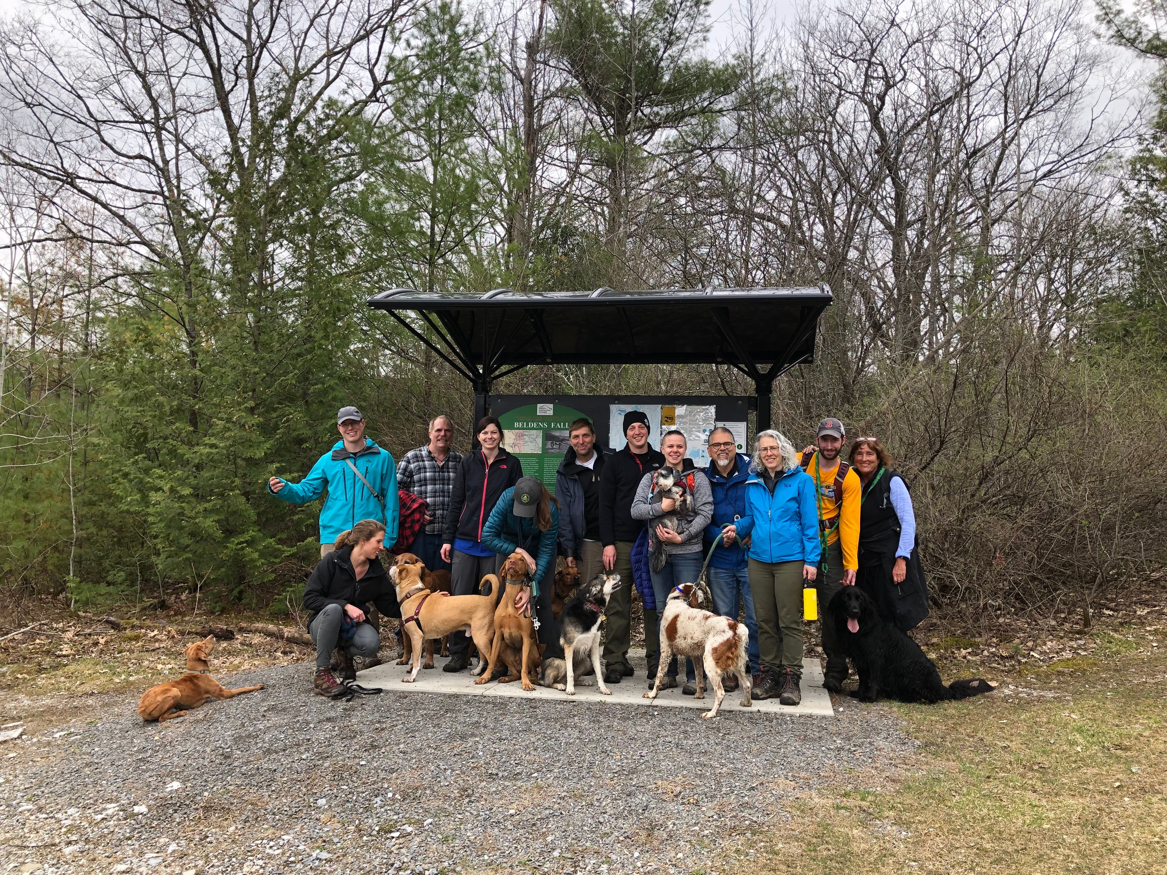 Champlain Valley Dog Hikes and Walks