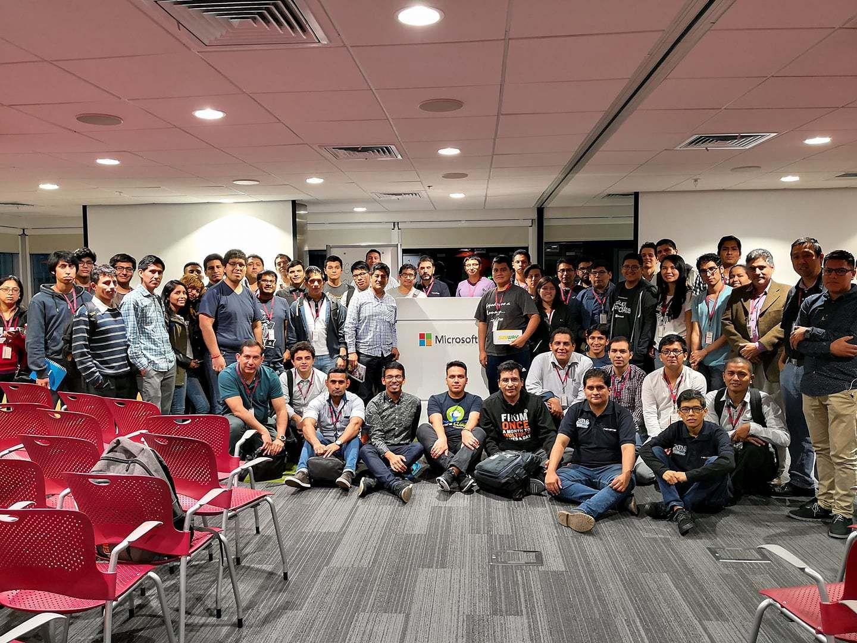 Microsoft User Group Perú