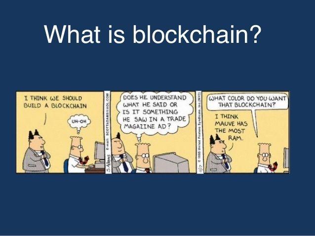 Ottawa Blockchain, Ethereum, Hyperledger, Bitcoin Meeting