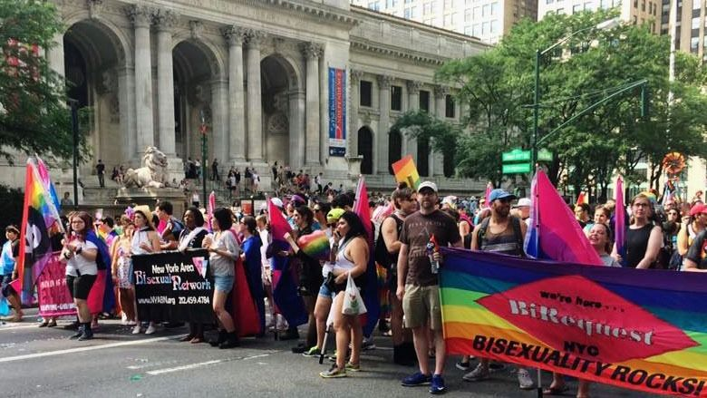 NYC's Bisexual+, Non-Monosexual & Queer Meetup Group