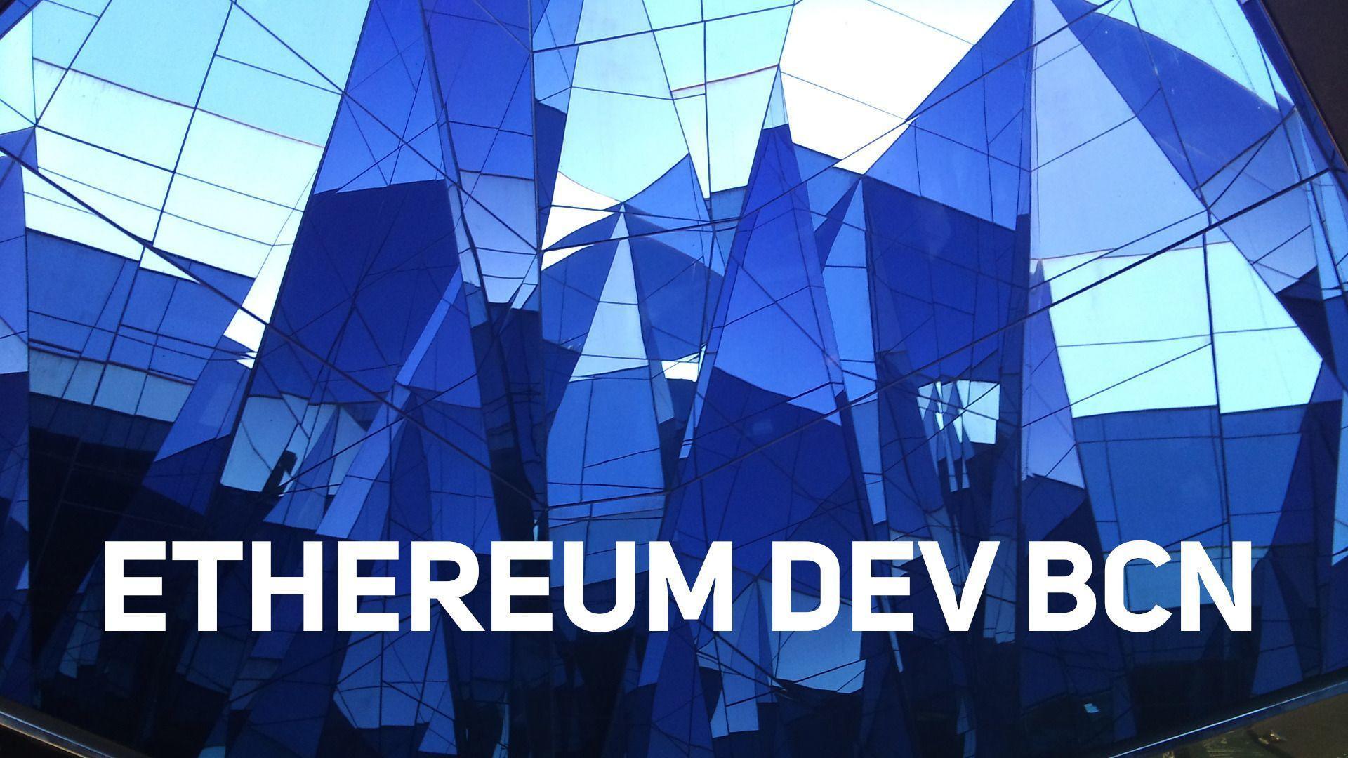 Barcelona Ethereum Dev Meetup