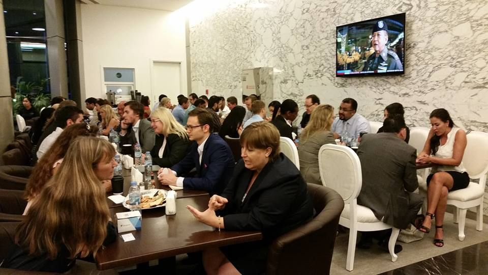 Dubai Business Networking