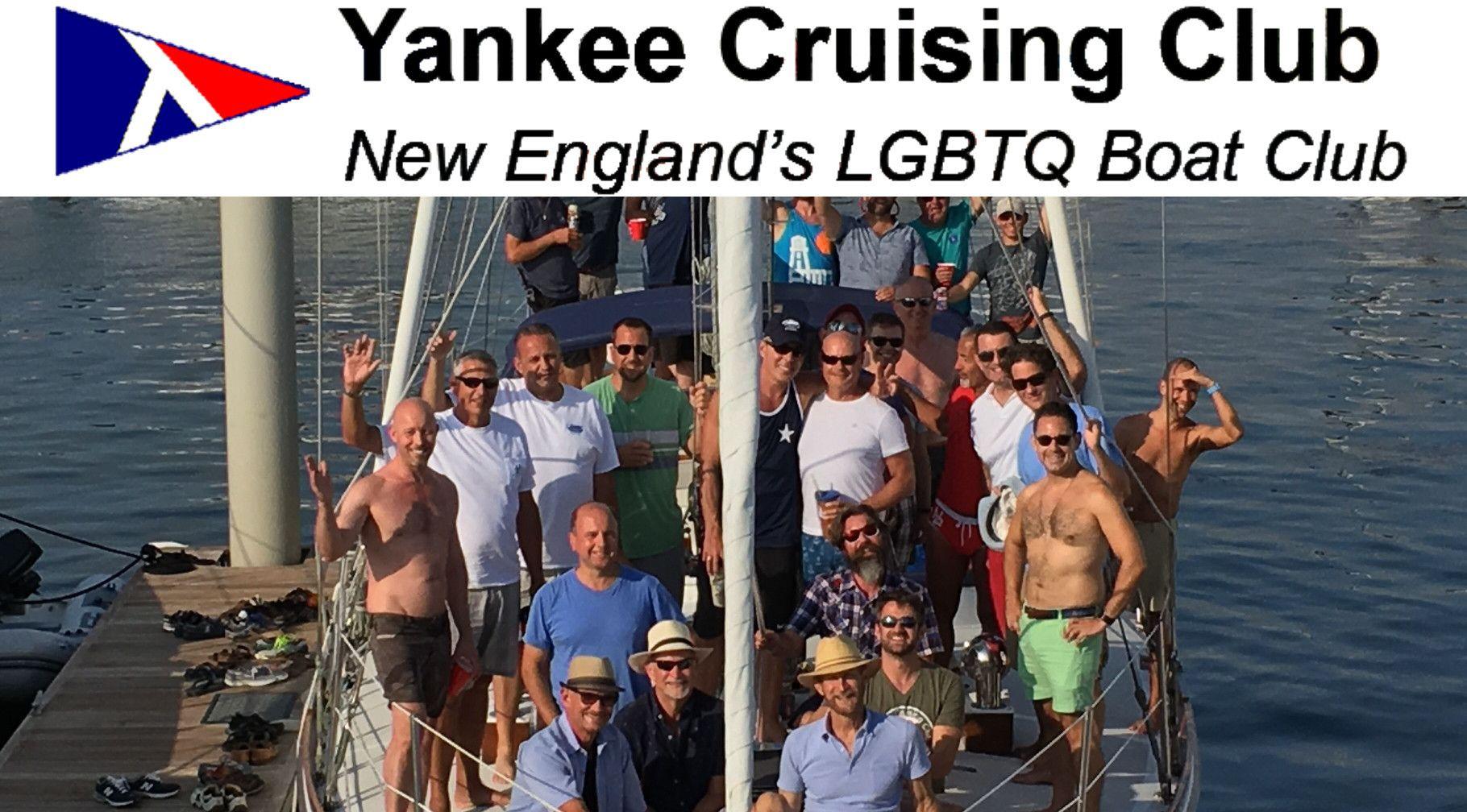 Yankee Cruising Club--New England's LGBTQ Boat Club