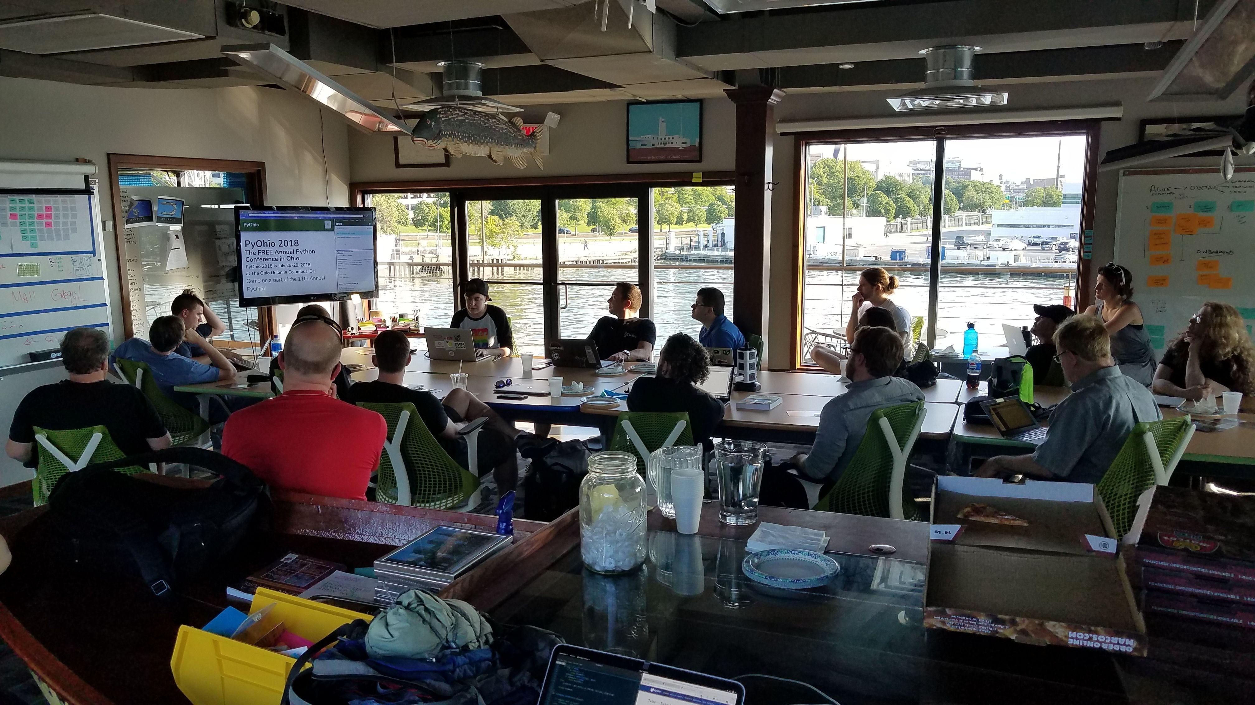 Cleveland Area Python User Group (CLEpy)