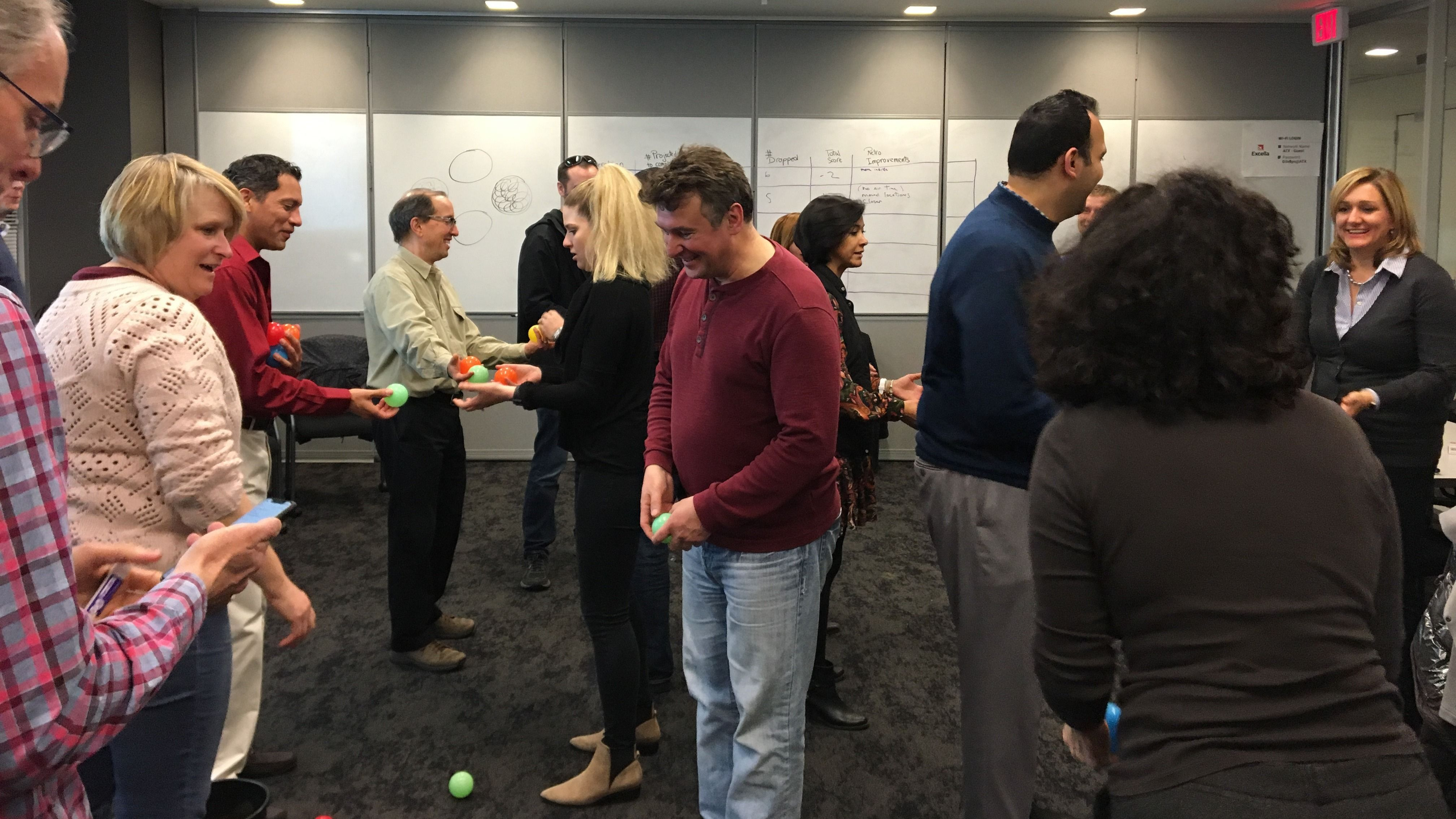 Games for Agility, Learning, & Engagement