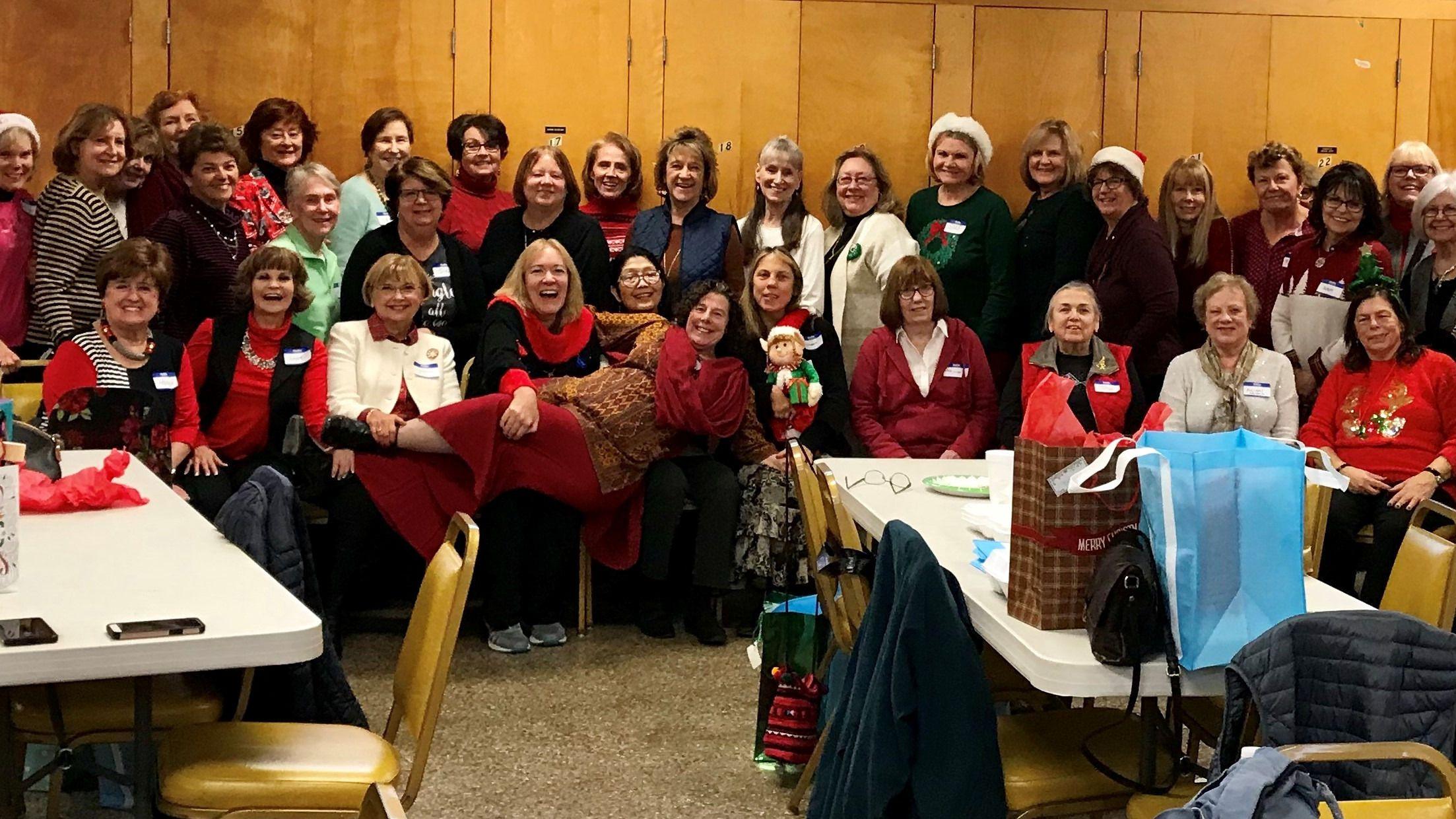 Newly-Retired Newington Women