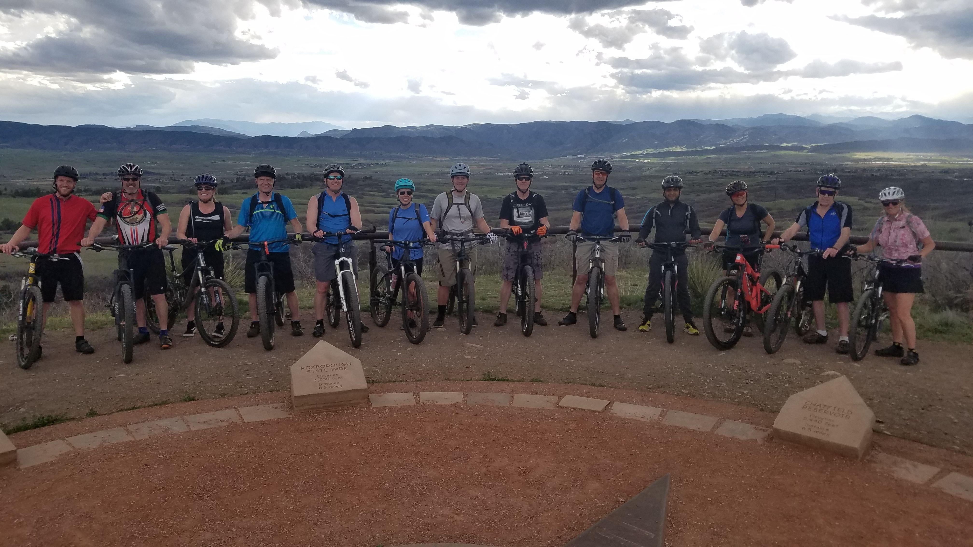 Front Range Mountain Bikers