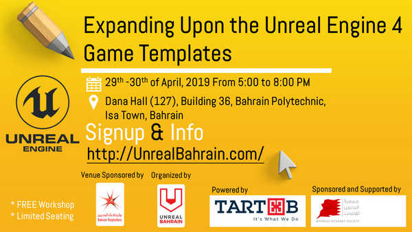 Expanding Upon the Unreal Engine 4 Game Templates | Meetup