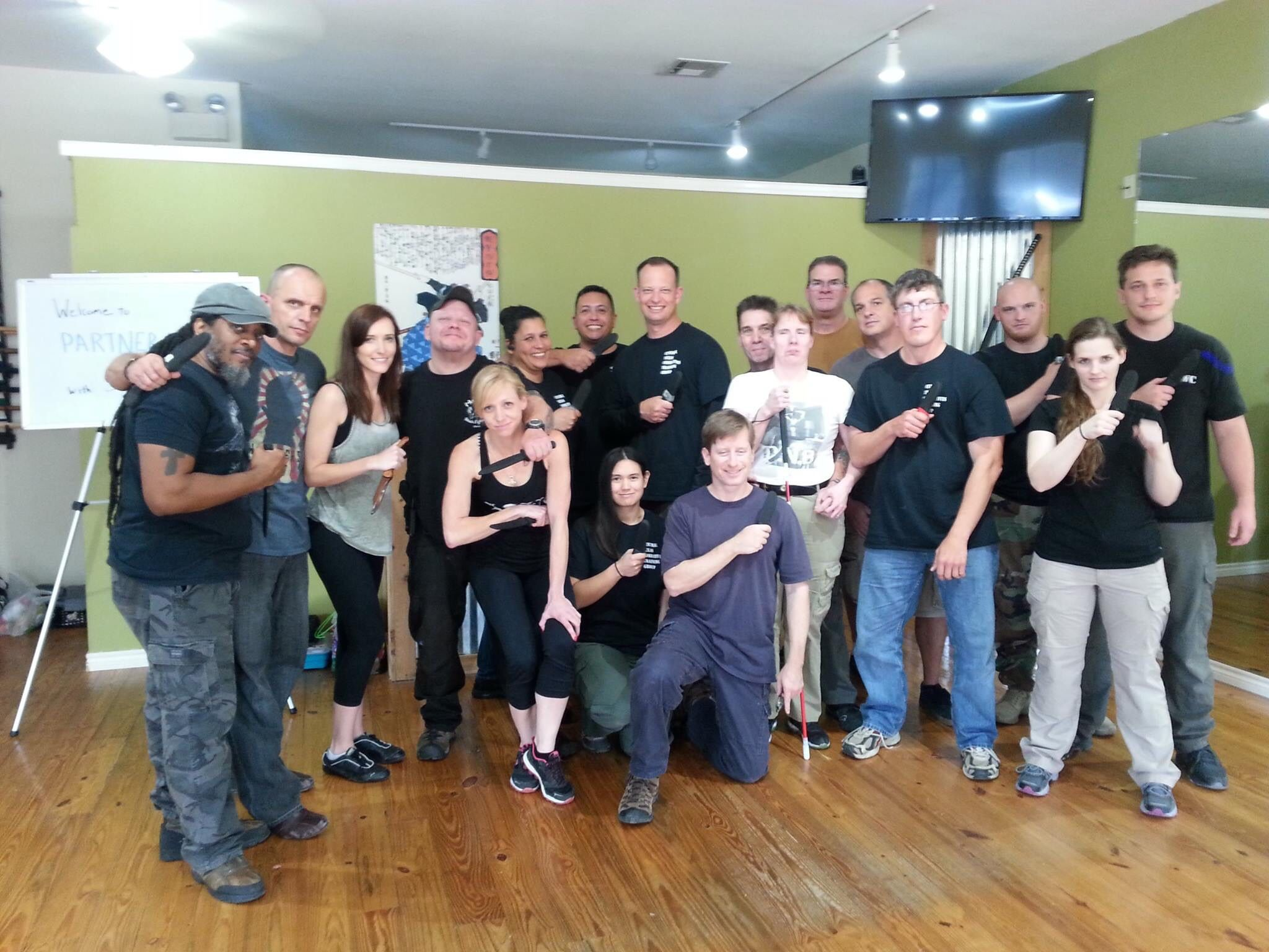 Central Texas Combatives Training Group (CTCTG)