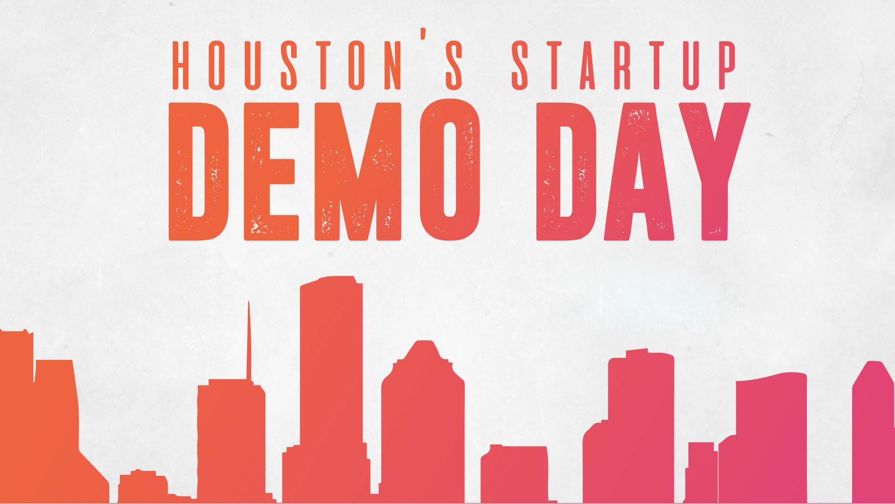 Houston's Startup Demo Day
