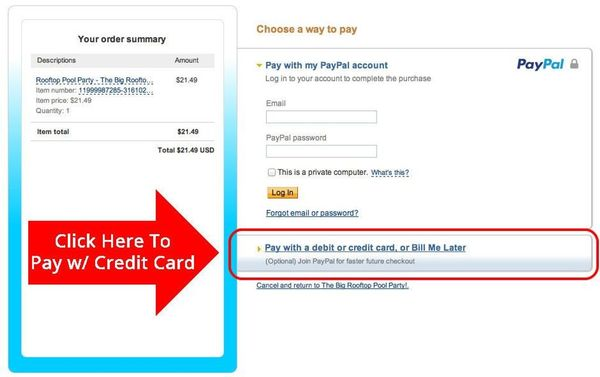 How To Pay Online Without A PayPal Account - 💥 Amazing Social In