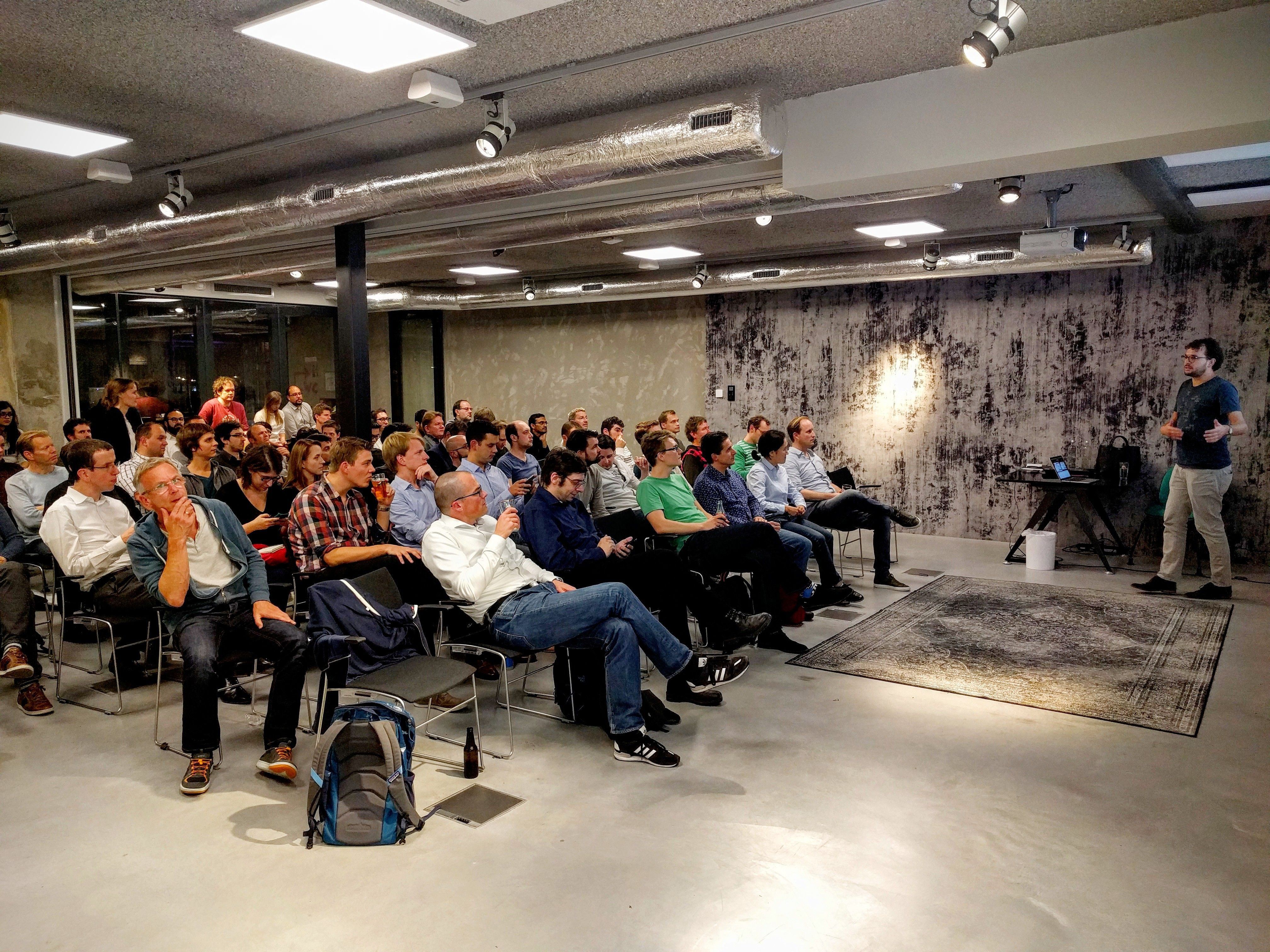 The Amsterdam Applied Machine Learning Meetup Group