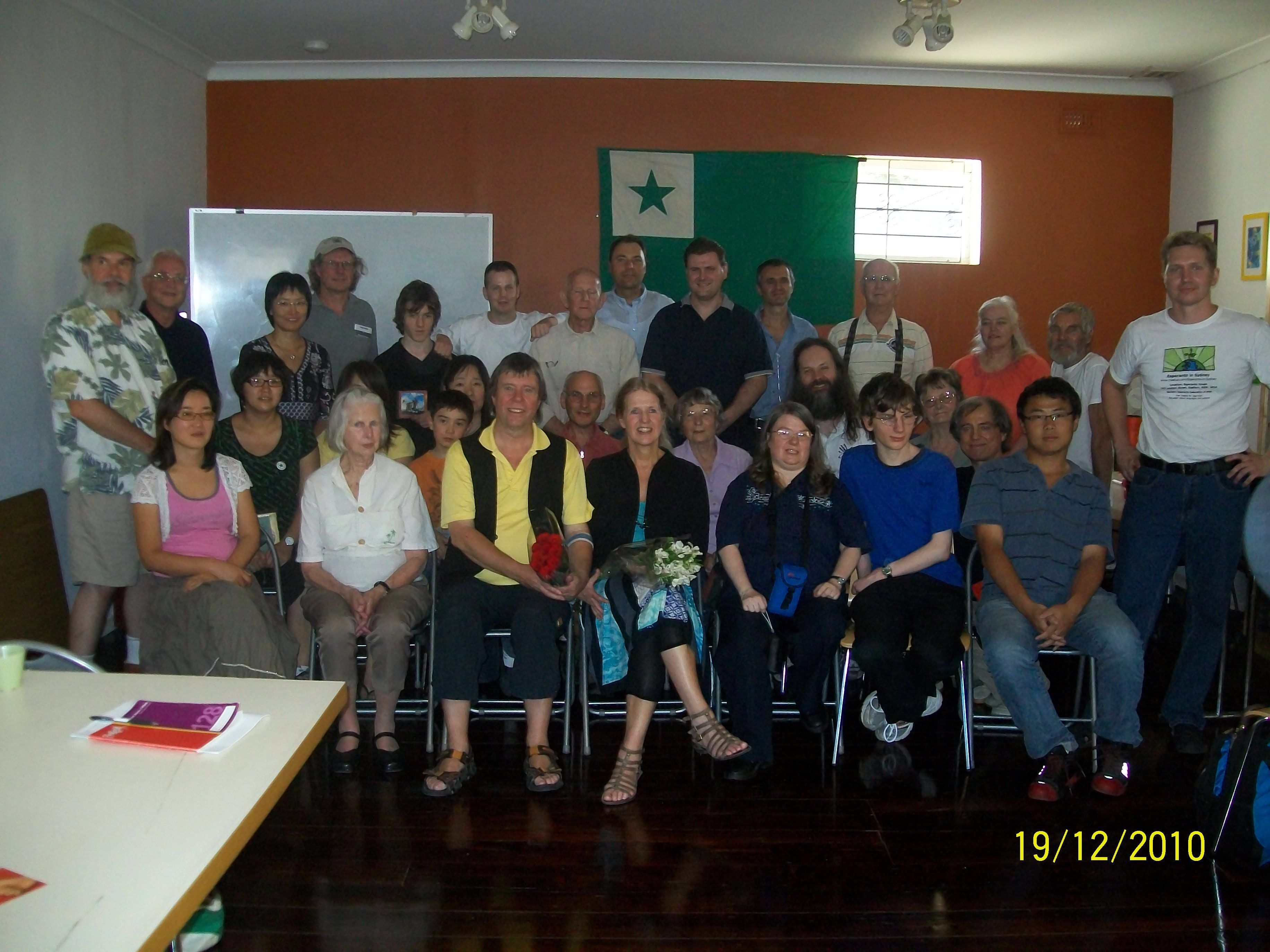 Esperanto in Sydney