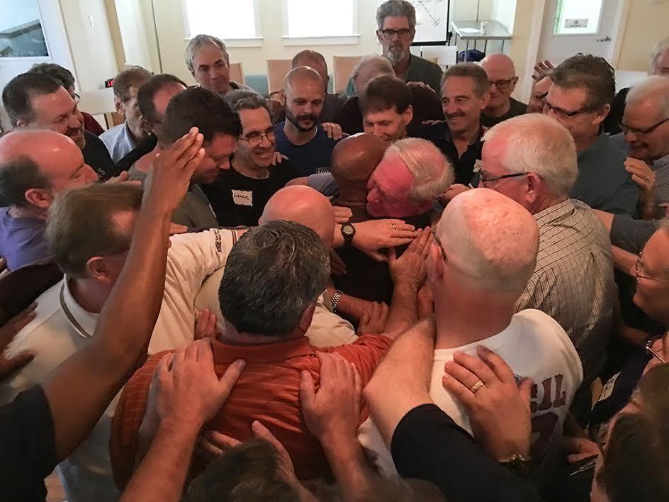 Circles of Men (Contemplative Gatherings)