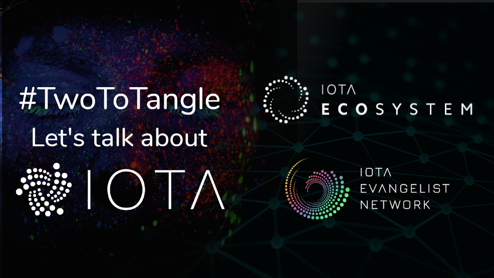 Bolzano - It takes two to Tangle - Let's talk about IOTA