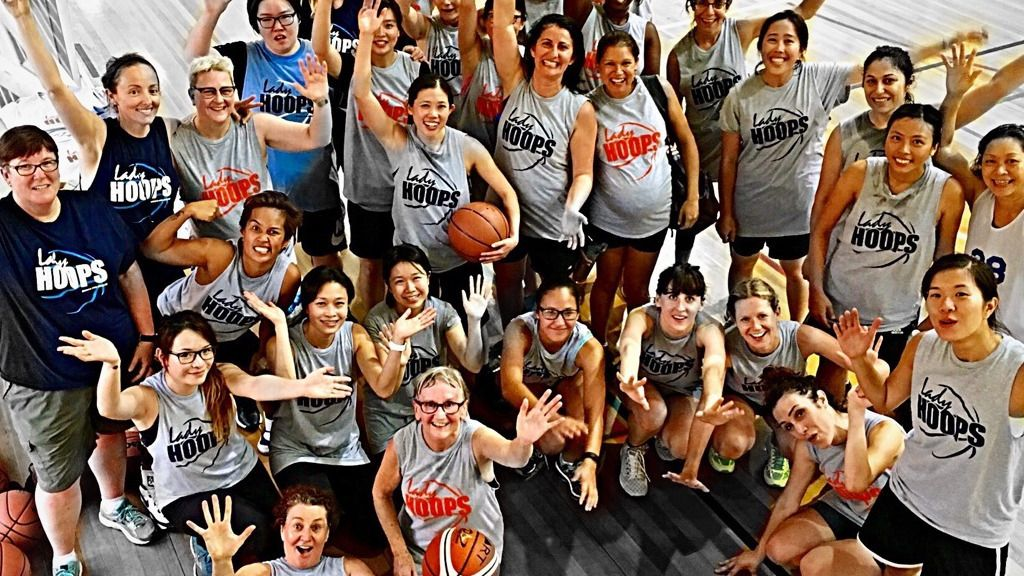 Women's Basketball Training in the City!