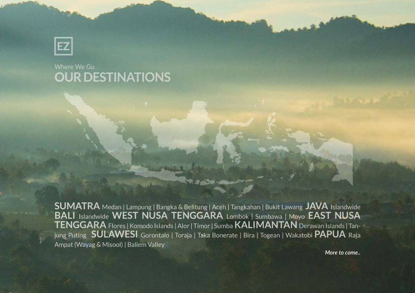 Eazycation (Formerly Indonesia Explorer)