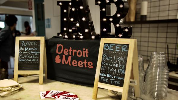 Sponsoring) Detroit Meets: A Night of Meetups at Workshops