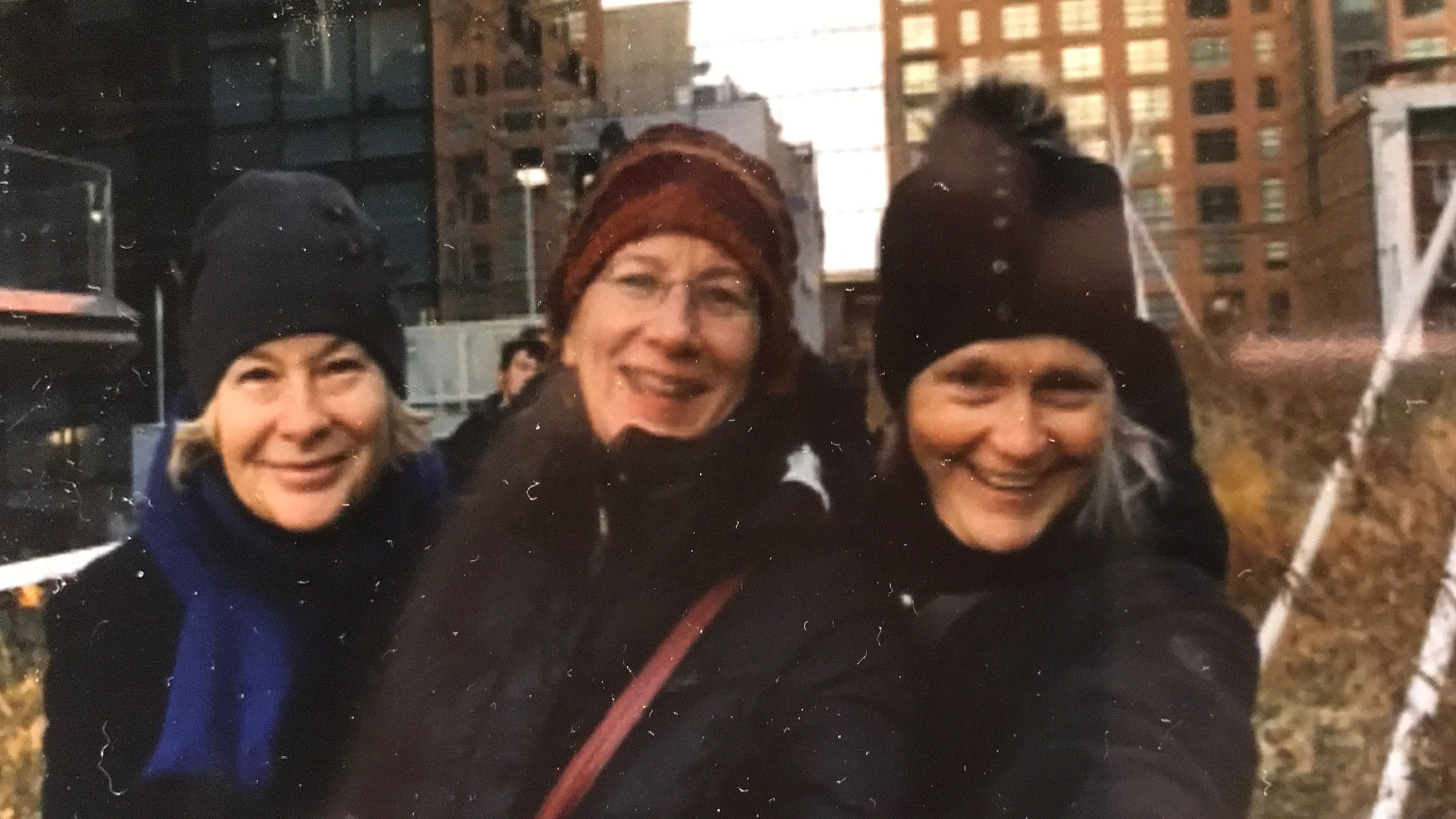 Finding Female friends over fifty in New York