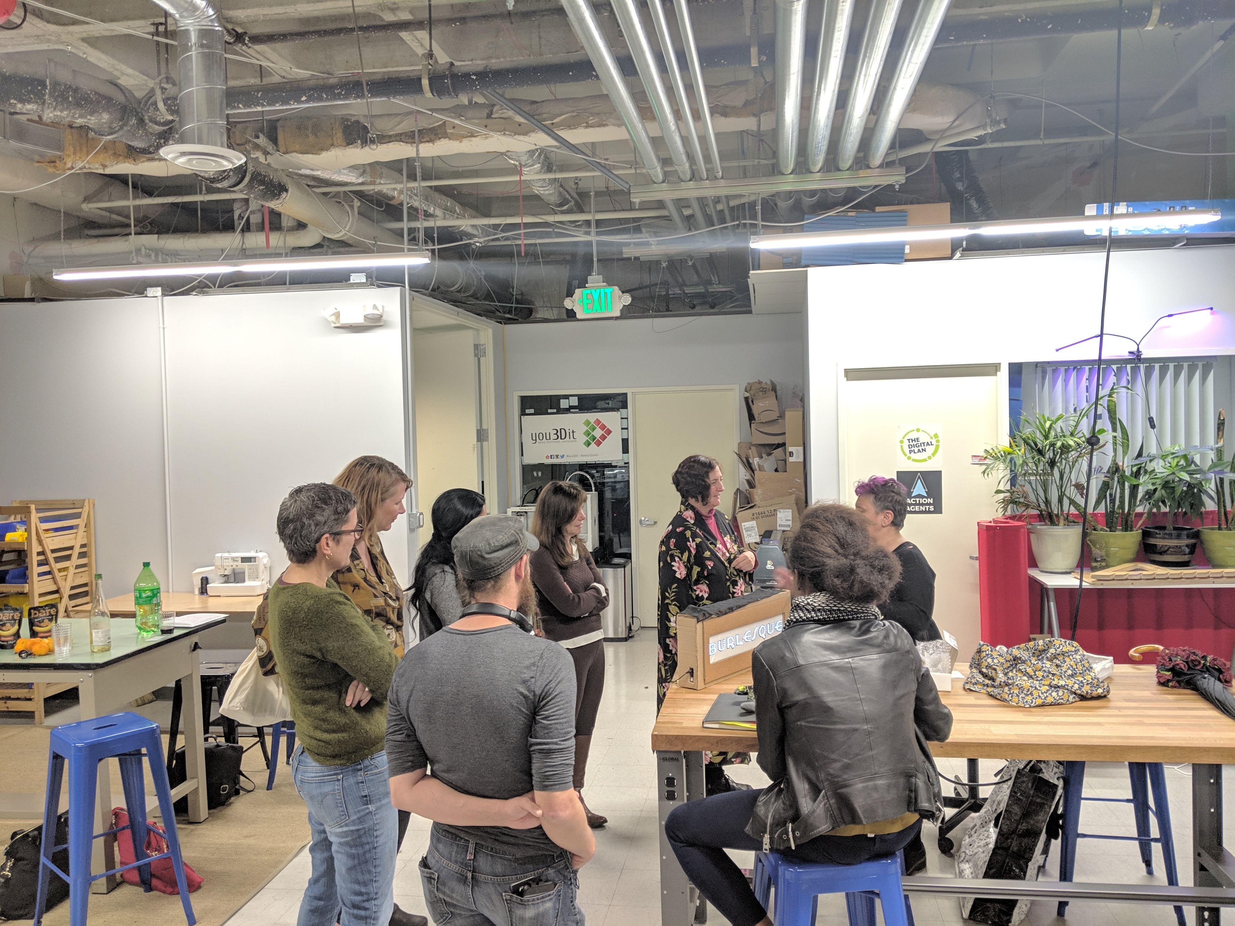 Women of Wearables-Bay Area Meetup