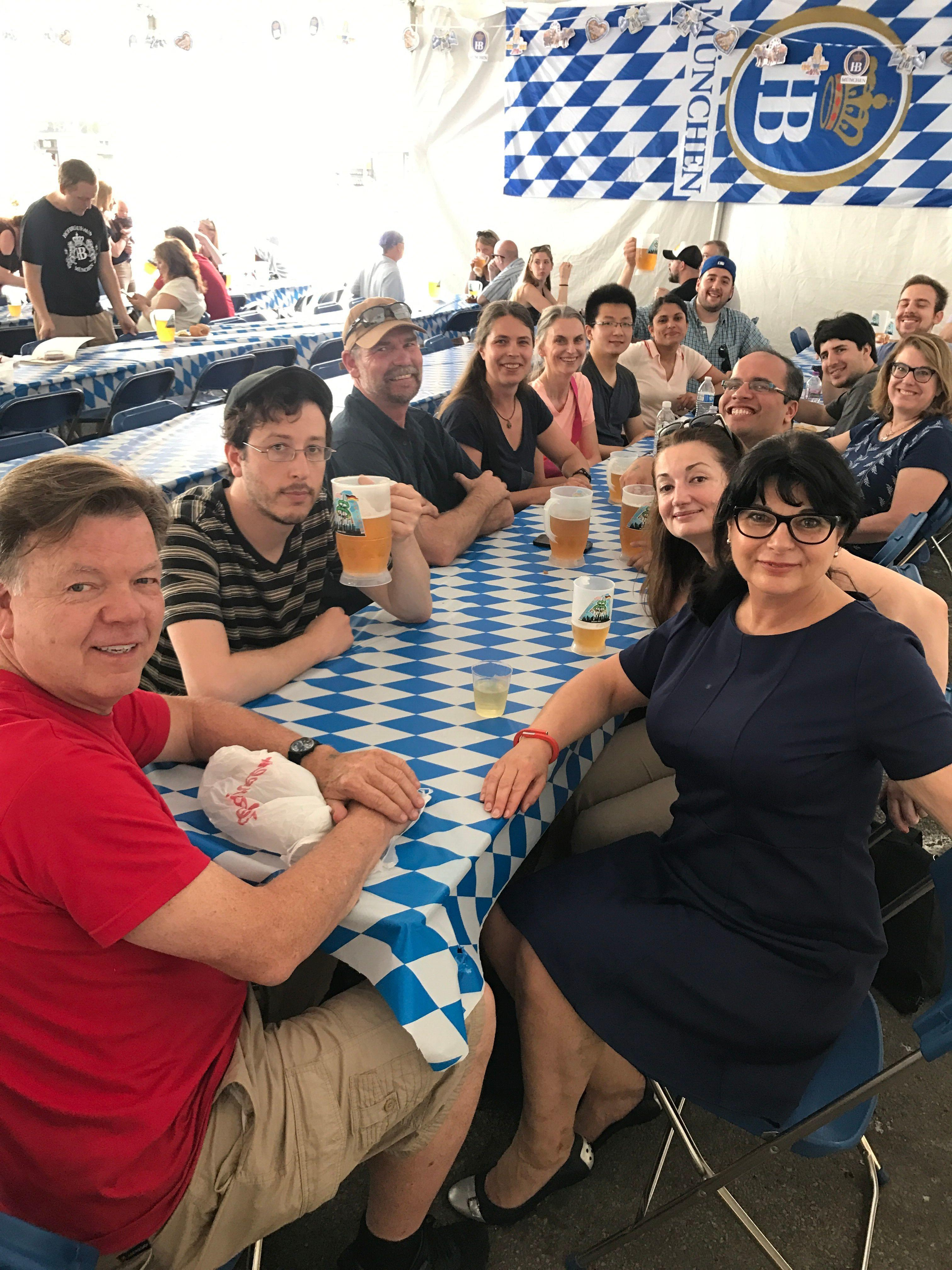 The Chicago German Language Meetup Group