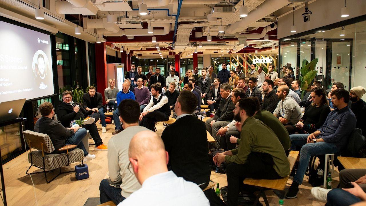SaaS Stories Meetup
