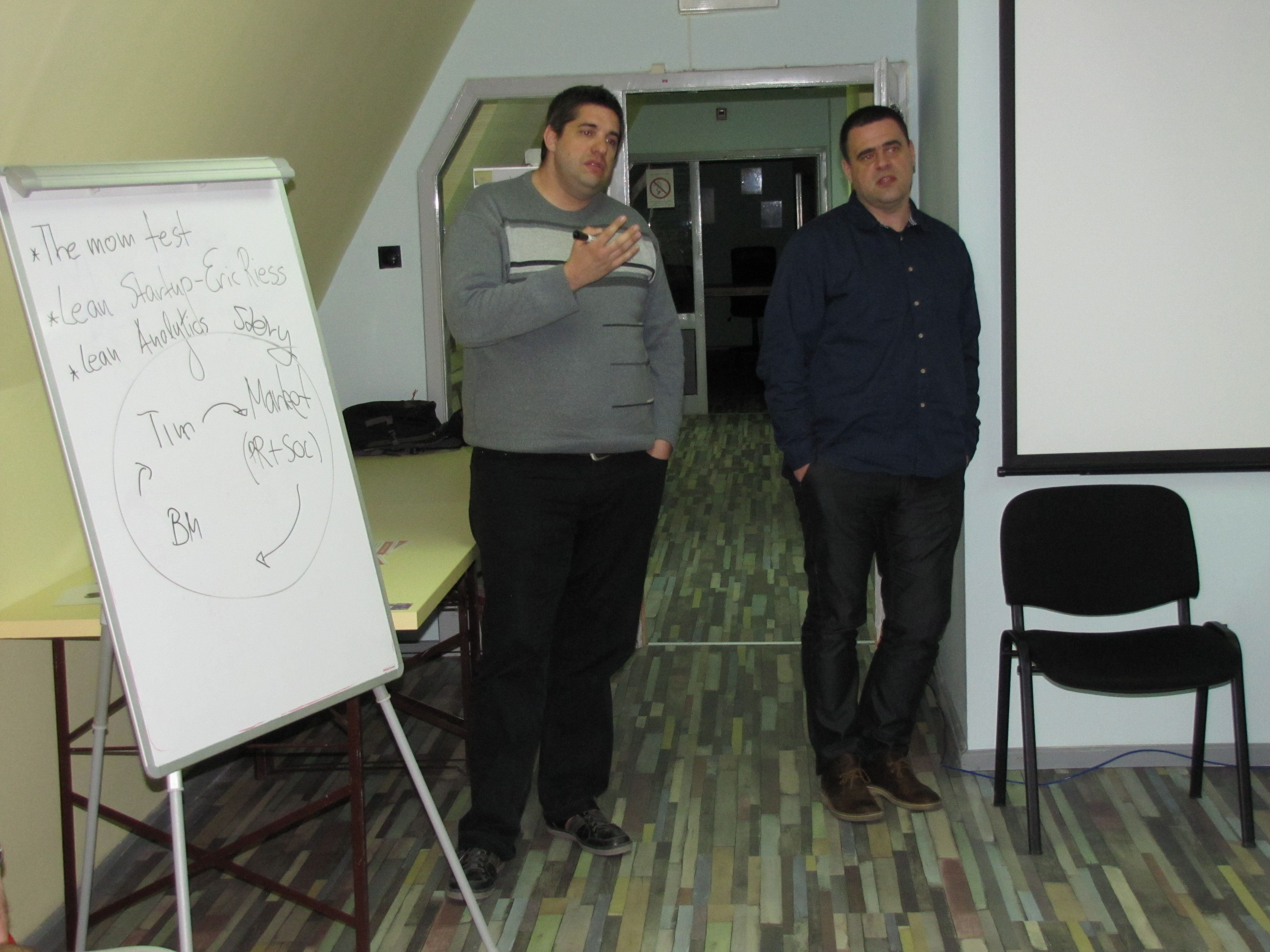 StartLabs - Lean Startup Circle Belgrade