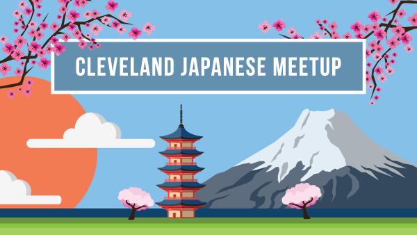 The Cleveland Japanese Meetup Group