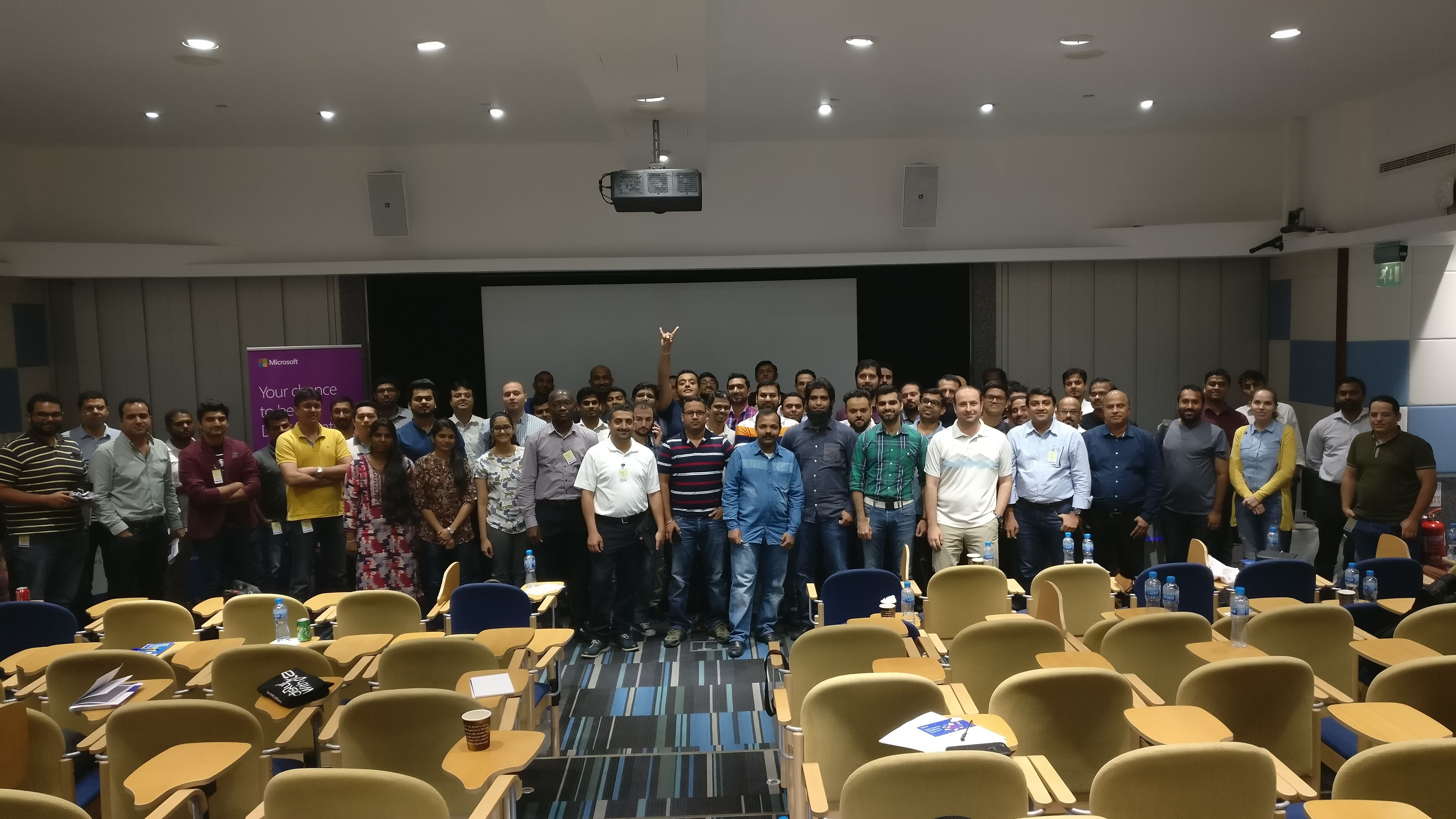 SQL Server User Group Dubai
