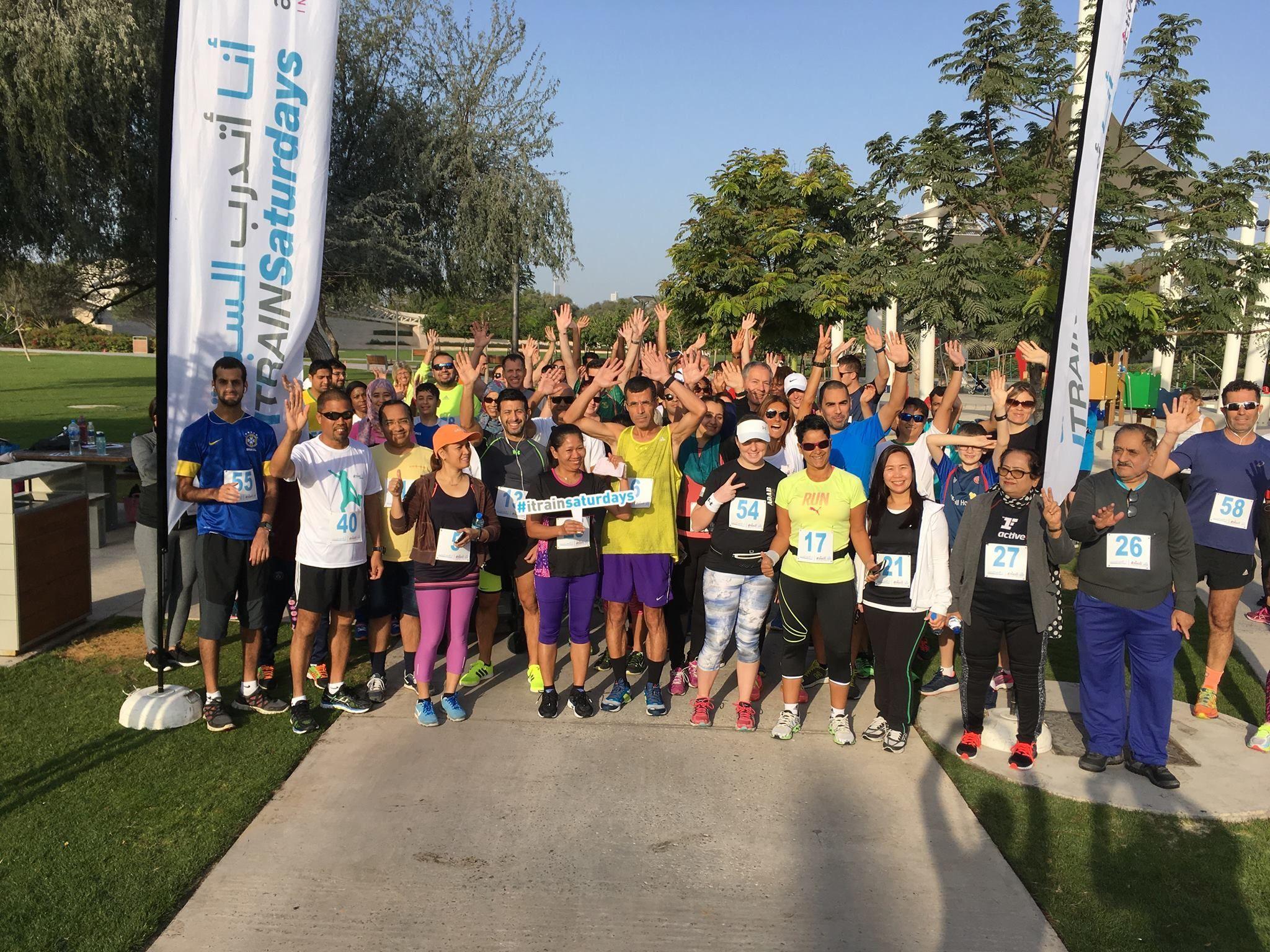 Abu Dhabi Fitness & Sports Events