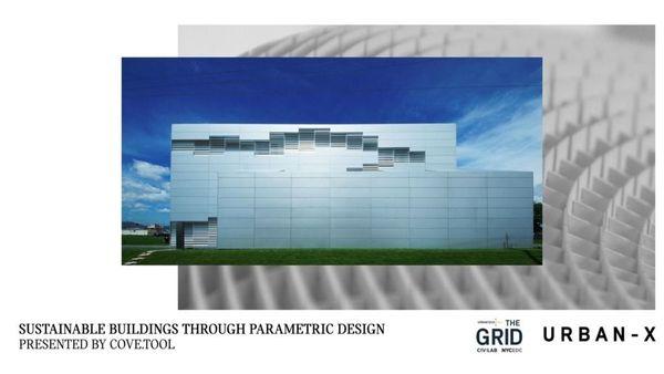 Sustainable Buildings through Parametric Design | Meetup