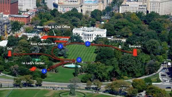 white house annual fall garden tour tickets sun oct 22 2017 at 8 00 am eventbrite ForWhite House Fall Garden Tour 2017
