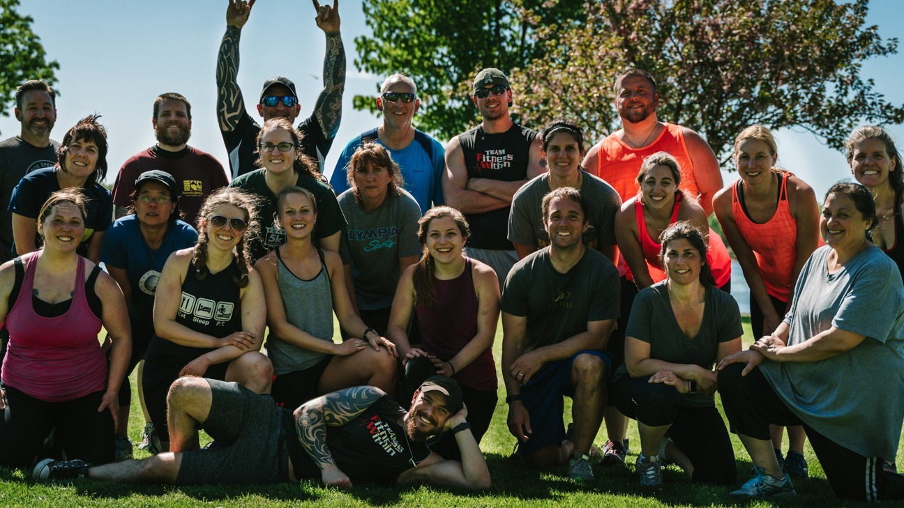 Reading Bootcamp and Fitness Meetup