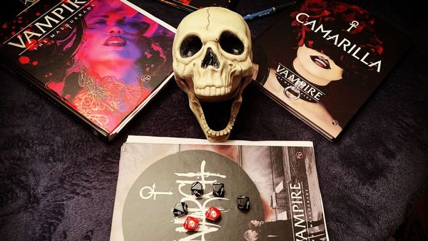 Vampire: The Masquerade V5 (Game Night) (Peachtree City, GA