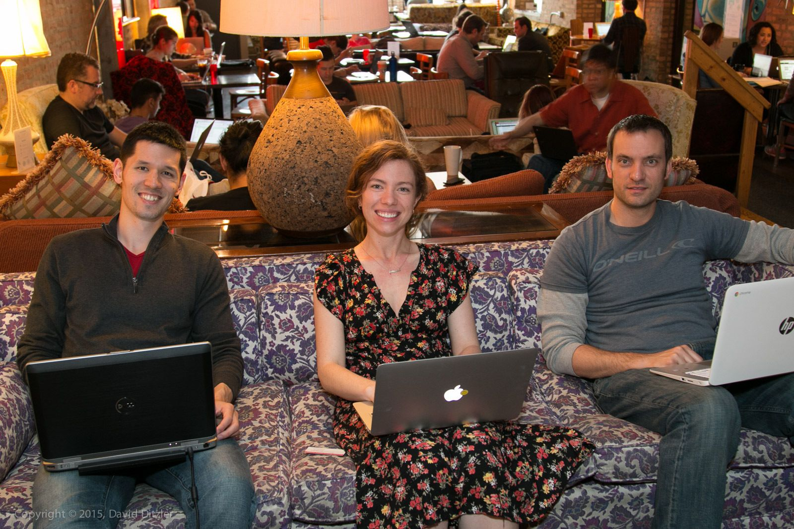 Work From Home Chicago - Coworking for Telecommuters