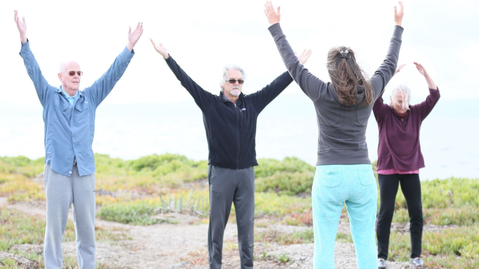 Qigong, Tai Chi, and Meditation Community Practice