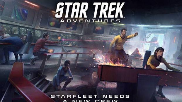 Star Trek & Sci Fi Gaming