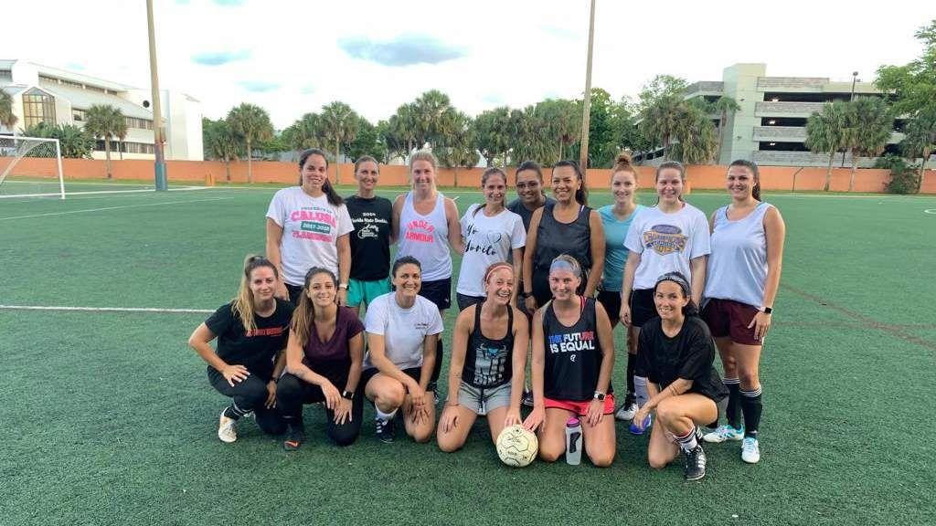 Womens SABR Soccer Pickup