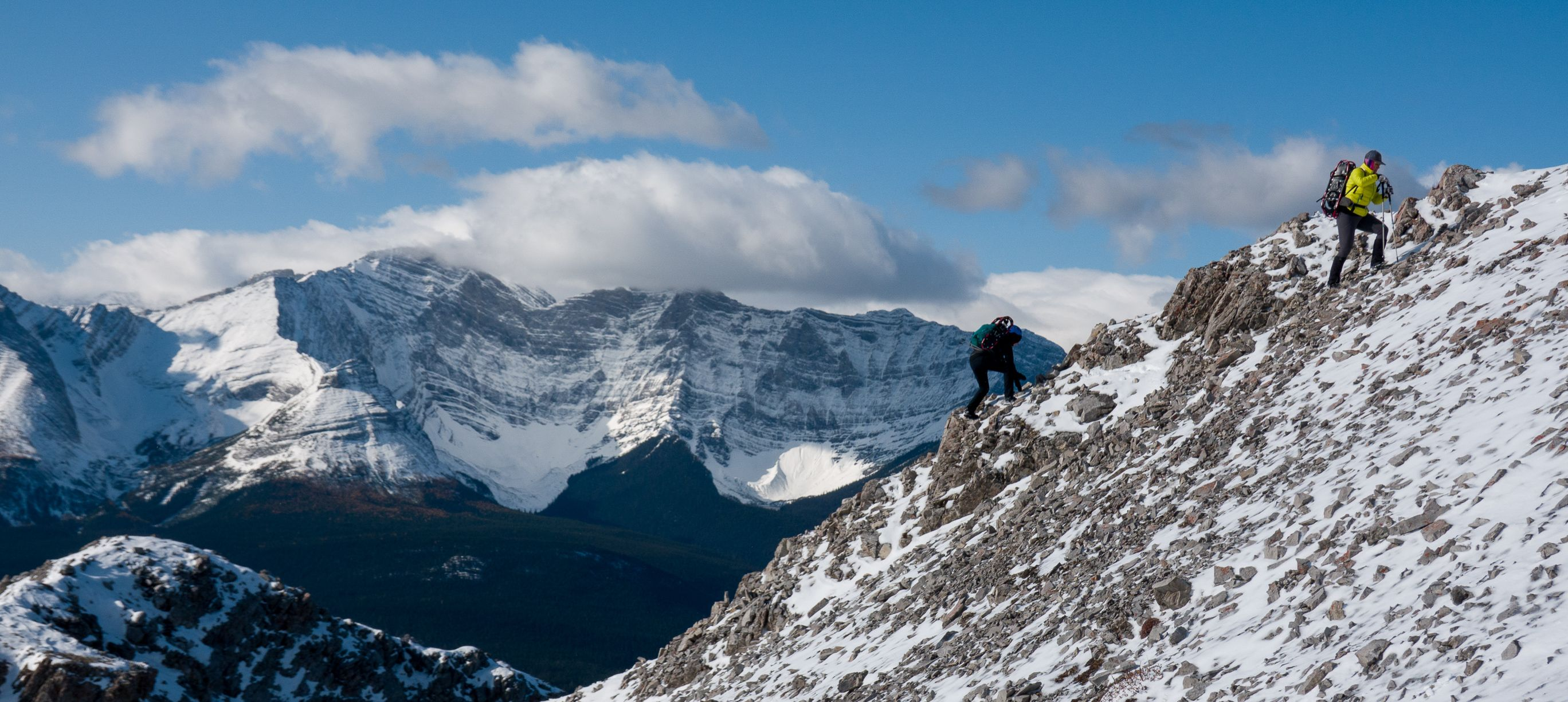Canadian Scrambling & Mountaineering